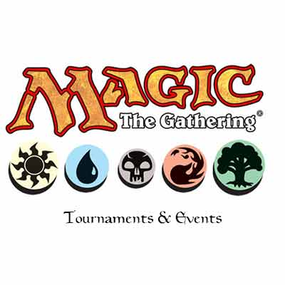 Magic the Gathering Tournaments at E-C-Gaming in Cary NC