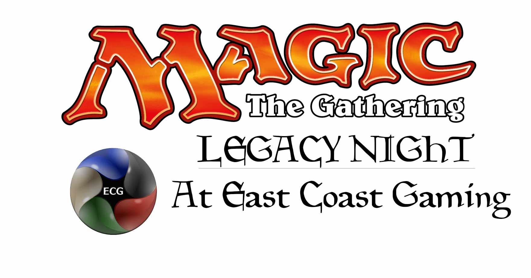 Weekly Magic Events East Coast Gaming